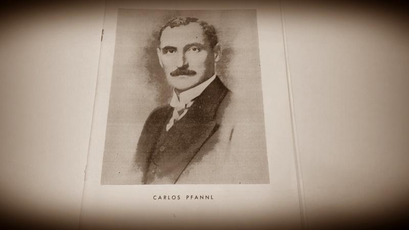 Carlos Pfannl, Biografie