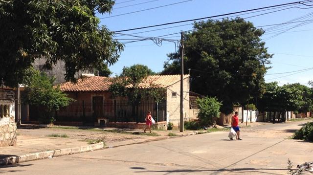 Asuncion (La Historia)