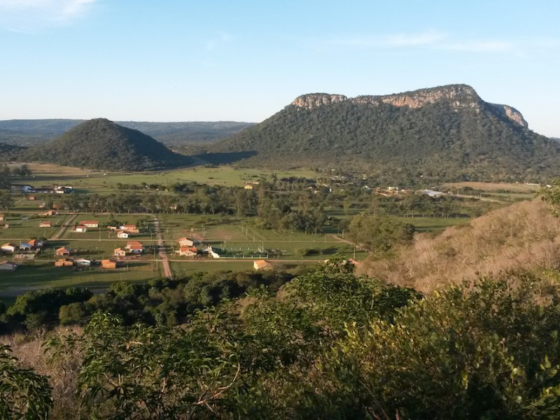 Paraguarí - San Blas