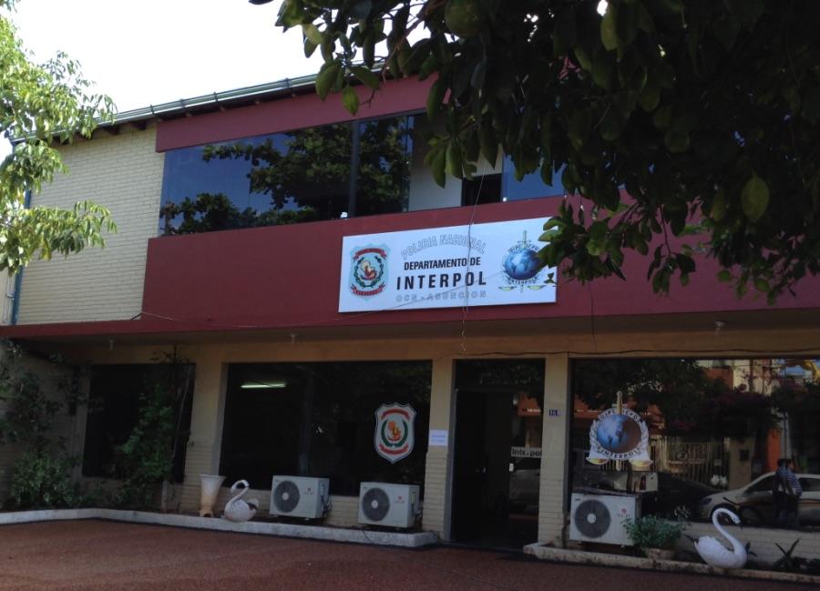 Interpol Paraguay