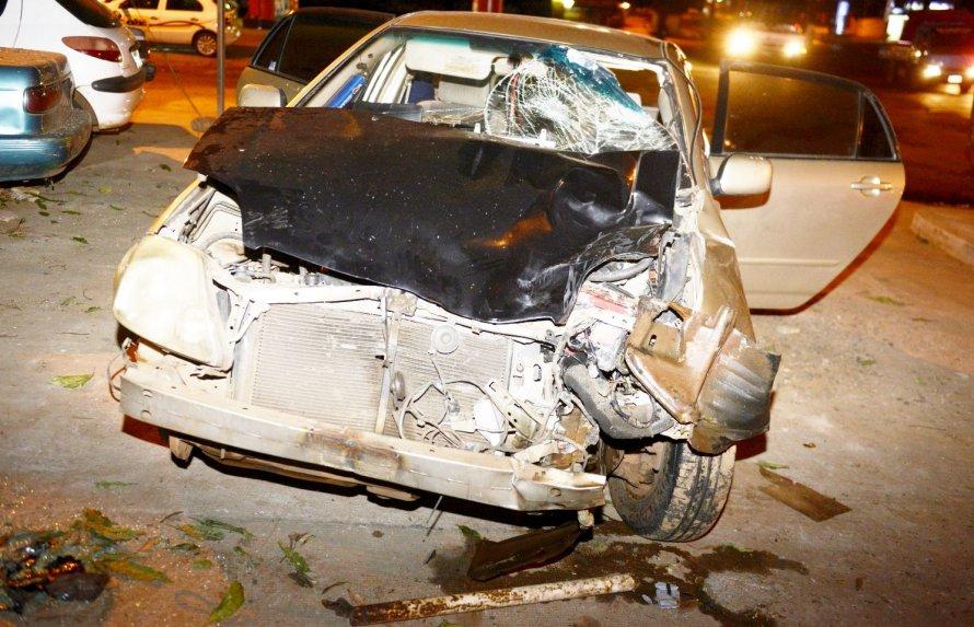 Unfallfahrzeug (Abc)